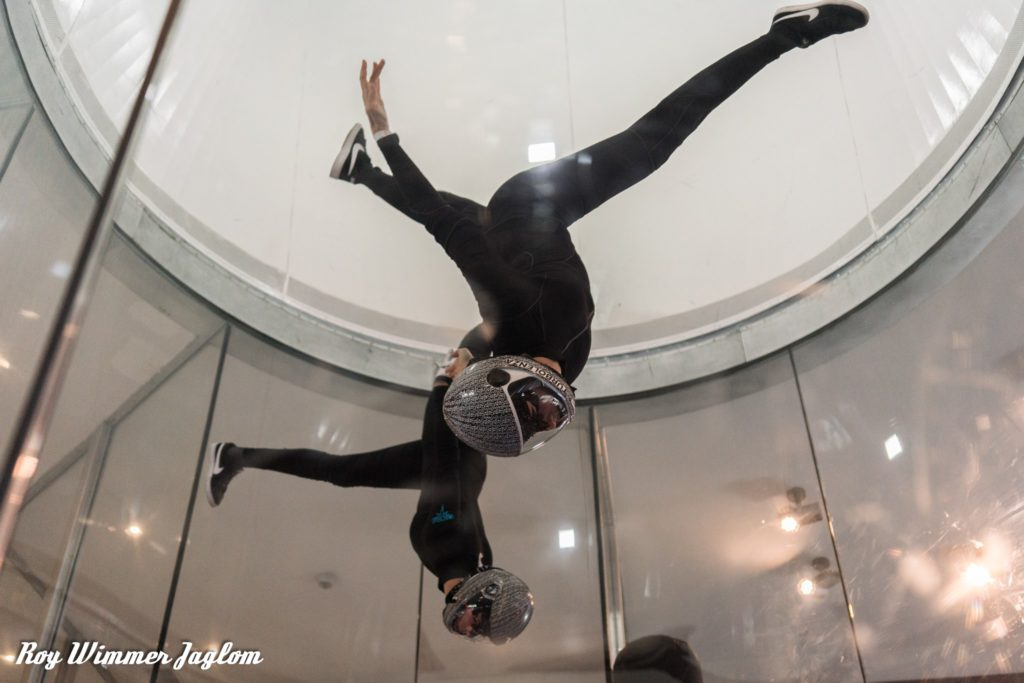 Indoor Skydiving Center