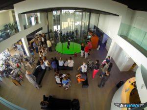 airspace - indoor skydiving